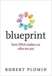Couverture du livre Blueprint: how DNA makes us who we are